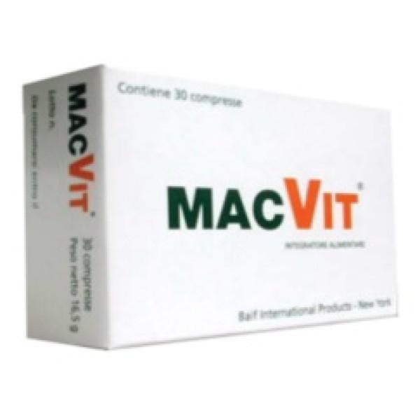MACVIT Int.Vit.30 Cpr