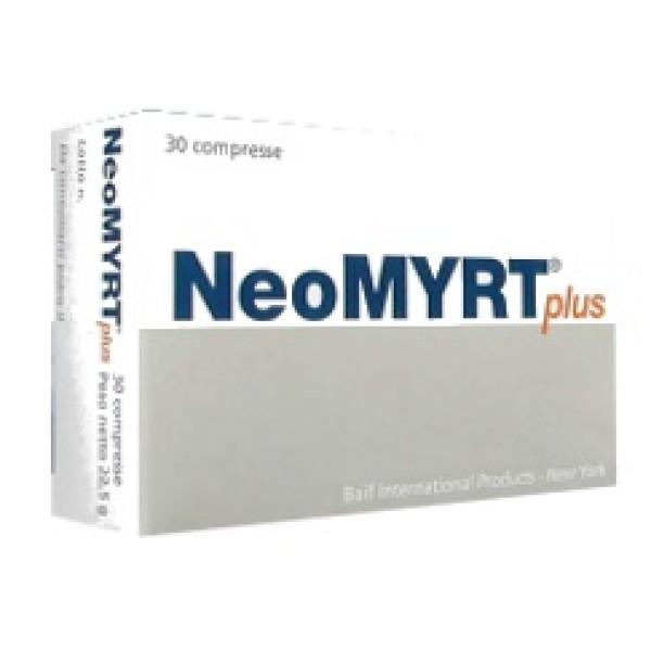 NEOMYRT Plus 30 Compresse