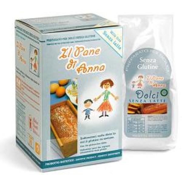 PANE ANNA Dolci S/Latte 250g