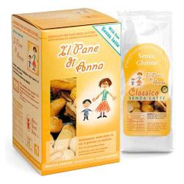 PANE ANNA Farina S/Latte 500g