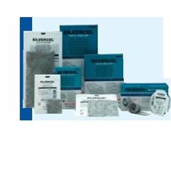 SILVERCEL Medic.Sterile cm 5x5 10pz