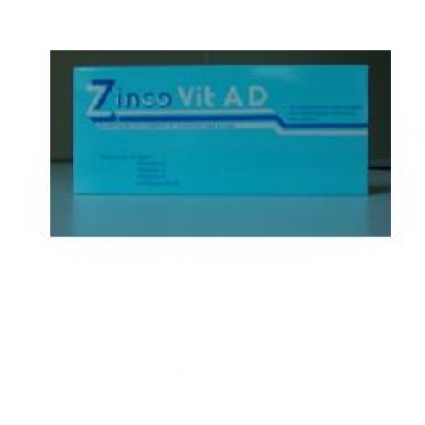 ZINCO Vit.A D 10 Fl.