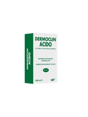 DERMOCLIN Acido Emuls.500ml