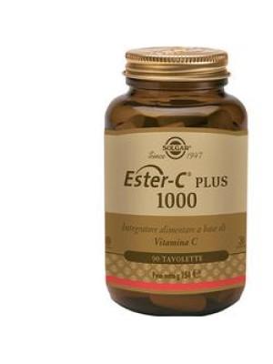 Solgar Ester C Plus 500  100 Capsule - Integratore di Vitamina C