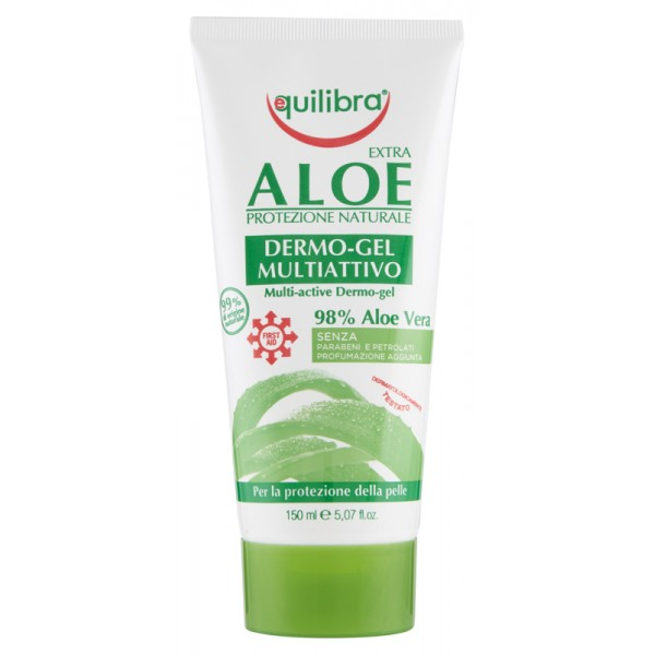 Equilibra Aloe Dermo Gel 150 ml