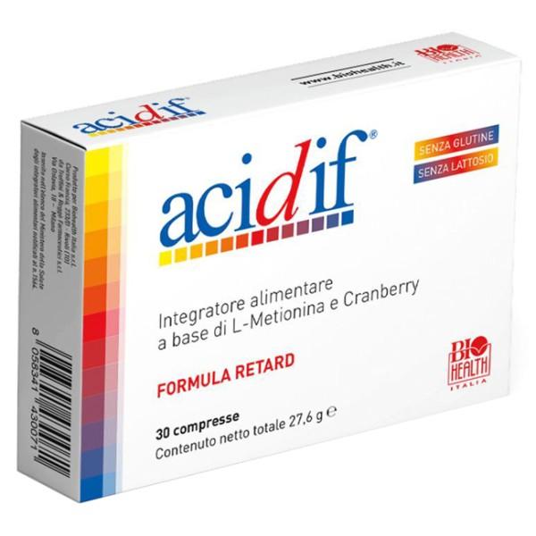 ACIDIF 30 Cpr