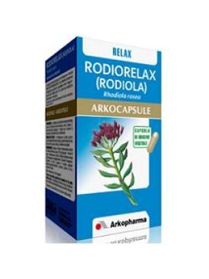 Arkocapsule Rodiola 45 Capsule - Integratore contro Ansia e Stress
