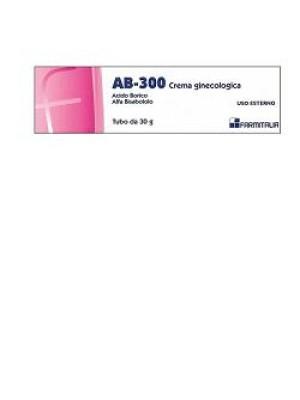 AB 300 Crema Ginecologica 1% 30 grammi
