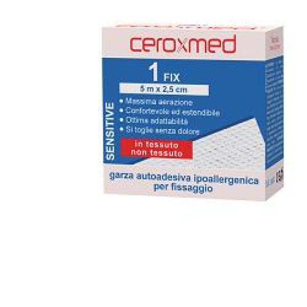Ceroxmed Sensitive Cerotti Adesivi 7,2 x 5 cm 6 Dress