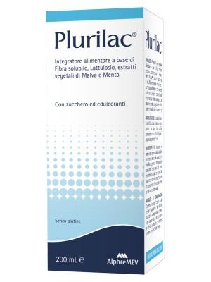 Plurilac Sciroppo 200 ml - Integratore Stitichezza