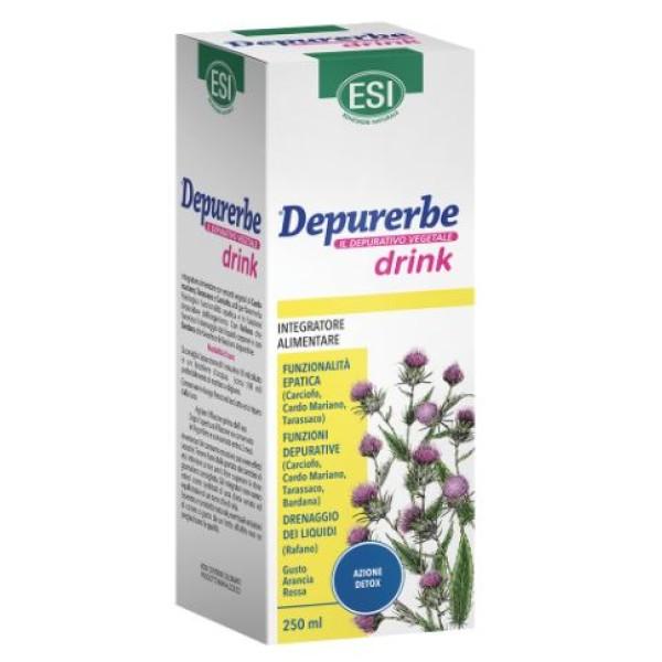 Esi Depurerbe Drink Integratore Depurativo 250 ml