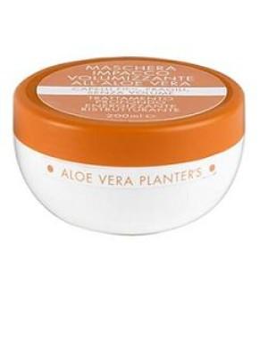 Planter's Aloe Vera Maschera Impacco Volumizzante Capelli Fragili 200 ml