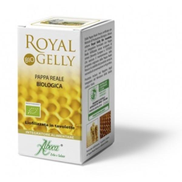 Aboca Royal Gelly Bio 40 Tavolette - Integratore Pappa Reale