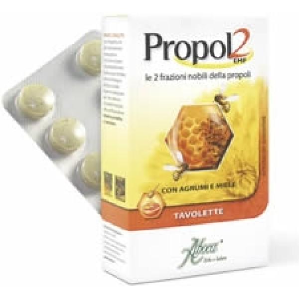 Aboca Propol2 EMF 30 Tavolette - Integratore Difese Immunitarie