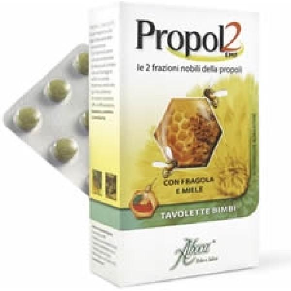 Aboca Propol2 EMF Bimbi 45 Tavolette - Integratore Difese Immunitarie