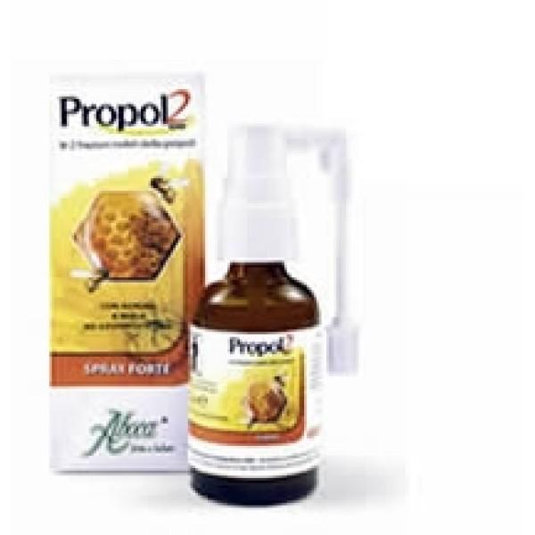 Aboca Propol2 EMF Spray Forte 30 ml - Integratore Gola Infiammata