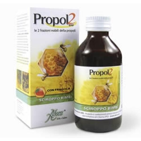 Aboca Propol2 EMF Sciroppo per Bambini 130 grammi - Integratore Difese Immunitarie