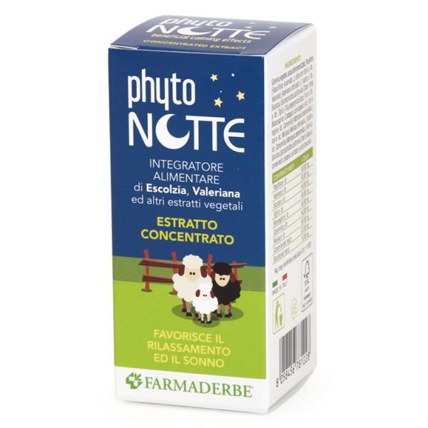 Phyto Notte Estratto Concentrato 50 ml