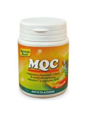 Natural Point MQC Integratore Alimentare 50 Capsule