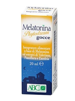 MELATONINA Phytodream Gtt 20ml