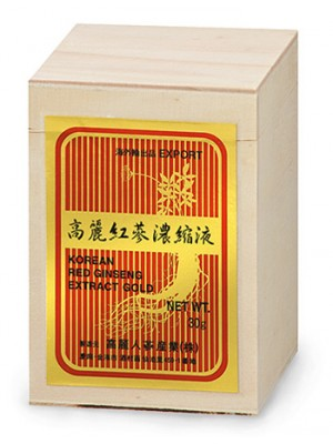 Ginseng Coreano Estr.Rosso 30g
