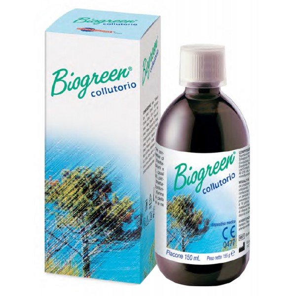Biogreen Collutorio Antinfiammatorio 150 ml