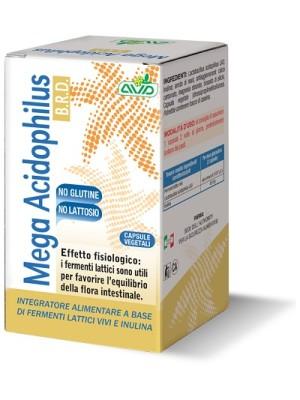 Acidophilus 40 Capsule - Integratore Alimentare
