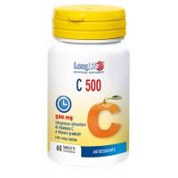 Longlife C 500 60 Compresse - Integratore Vitaminico