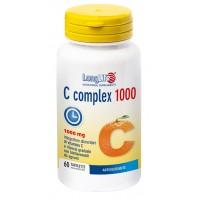 Longlife C Complex 1000 60 Compresse - Integratore Vitaminico