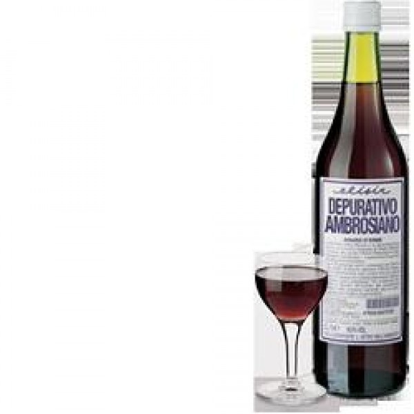 Elisir Ambrosiano Gusto Amaro d'Erbe Digestivo 750 ml