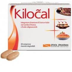 Kilocal 20 Compresse - Integratore Alimentare Dimagrante