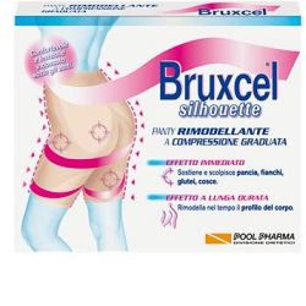Bruxcel Silhouette Panty Rimodellante Taglia XXL
