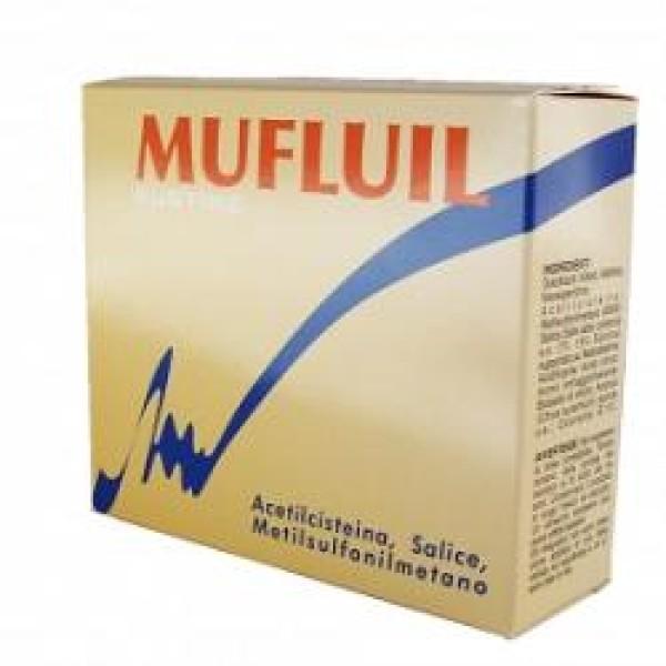 Mufluil 10 Bustine - Integratore Alimentare