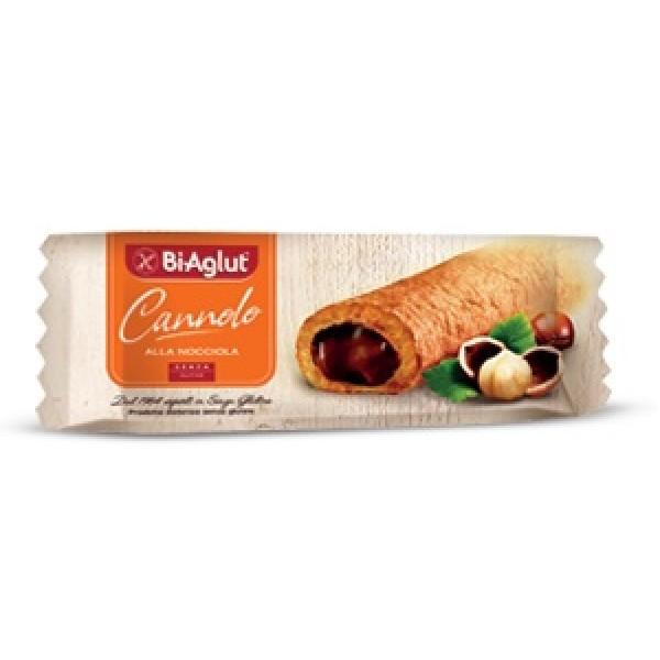 Biaglut Cannolo alle Nocciole 25 grammi
