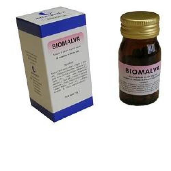 Biomalva 60 Compresse - Integratore Alimentare