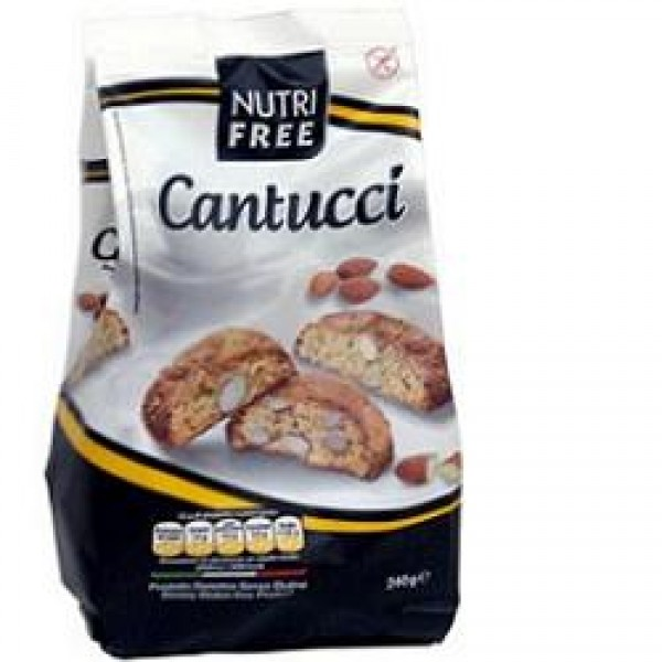 NUTRIFREE Bisc.Cantucci 240g