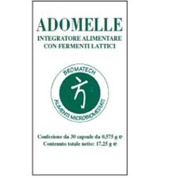 Adomelle 30 Capsule - Integratore Fermenti Lattici