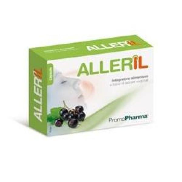 Alleril 20 Capsule PromoPharma - Integratore Alimentare