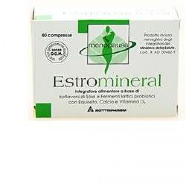 Estromineral Integratore Alimentare 40 Compresse