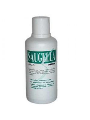 Saugella Attiva Detergente Intimo Antibatterico 500 ml