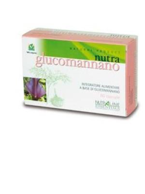 Farmaderbe Glucomannano 60 Capsule - Integratore Alimentare