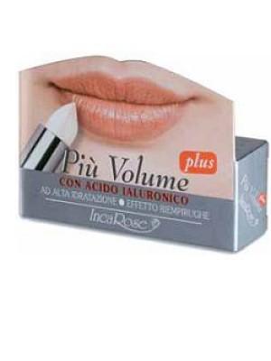 Incarose Piu' Volume Neutral Lip Care Stick Labbra con Acido Ialuronico