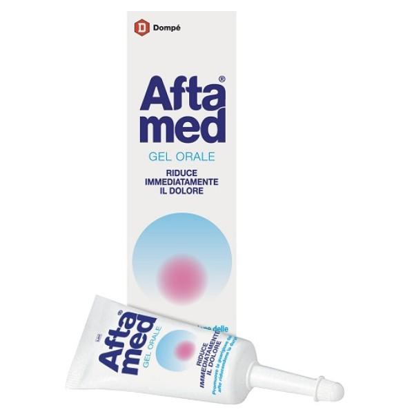 Aftamed Gel Orale Anti-Afte 15 ml