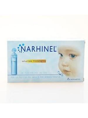 Narhinel Soluzione Fisiologica 20 Flaconcini 5 ml
