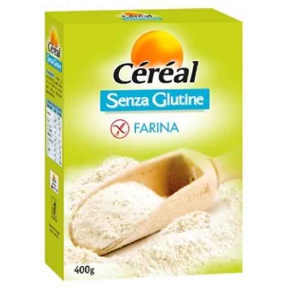 Cereal Farina Senza Glutine Aproteica 400 grammi