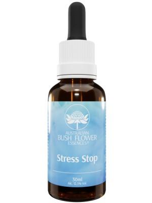 Bush Flower Essences Australian Stress Stop Gocce 30 ml