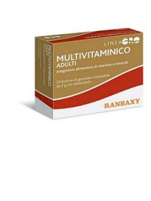ORO RANBAXY Multivit Adulti 24 Buste