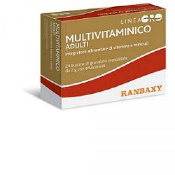 ORO RANBAXY Multivit Adulti 24 Buste