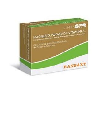 ORO RANBAXY Magnesio Potassio Vitam.C 20 Buste