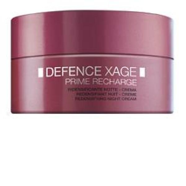 Bionike Defence Xage Prime Recharge Crema Ridensificante Notte 50ml